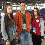 Tri medalje za kragujevačke tekvondiste u Zrenjaninu